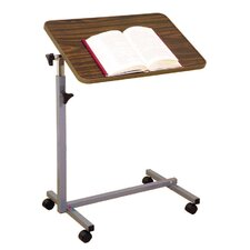 <strong>Essential Medical</strong> Tilt Top Overbed Table
