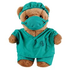 Doctor Scrub Bear