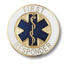 <strong>Prestige Medical</strong> First Responder Emblem Pin