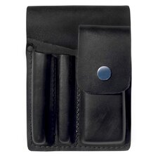 Square Paddle Leather Walker Holster