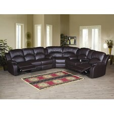 PU Leather Corner Sofa