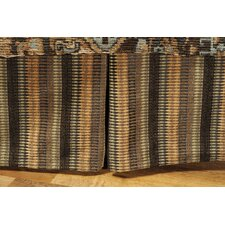 Chalet Tailored Bedskirt