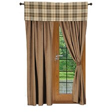 Jacobs Plaid Window Treatment Collection
