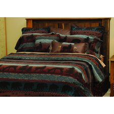 <strong>Wooded River</strong> Deer Meadow Basic 4 Piece Bedding Set