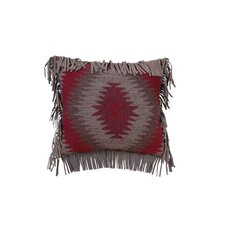 Galeana Wampum Pillow