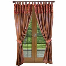 Bessie Gulch Tab Top Drape Panel (Set of 2)