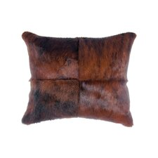 Accessory Pillows Hair on Hide Pillow