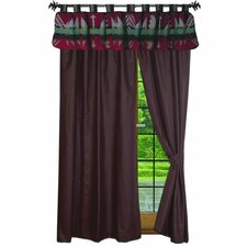 Yellowstone Tab Top Drape  Panel (Set of 2)