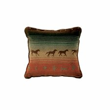 Mustang Canyon Pillow