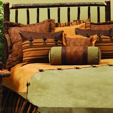 <strong>Wooded River</strong> Autumn Leaf 4 Piece Bedding Set