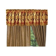 Coyote Summit Curtain Valance