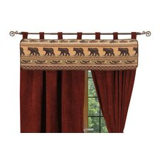 Kodiak Creek Curtain Valance