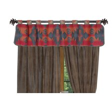 <strong>Wooded River</strong> Socorro Curtain Valance