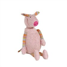 Lana Pig Organic Stuffed Animal