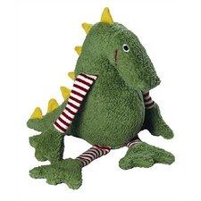 <strong>Challenge & Fun</strong> Lana Dragon Organic Stuffed Animal