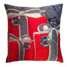 Holiday Elegance Gifts Silk Pillow