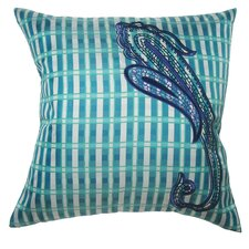 <strong>Filos Design</strong> Prep Plaid Microfiber Pillow