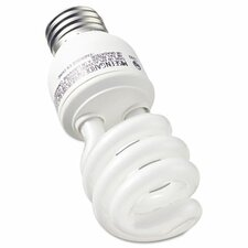 13W 120-Volt Fluorescent Light Bulb
