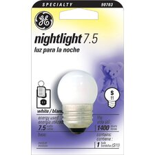 7.5W 120-Volt Light Bulb