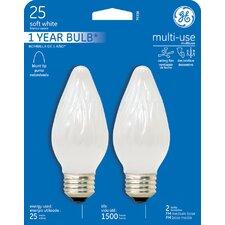 120-Volt (2400K) Incandescent Light Bulb