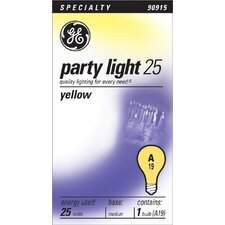 25W 12-Volt Light Bulb