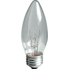 <strong>GE</strong> 60W Blunt Tip Light Bulb (Pack of 2)