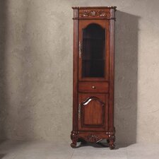 "<strong>James Martin Furniture</strong> Classico 20.5"" x 65"" Freestanding Linen Tower"