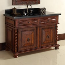 "Continental 48"" Single Vanity Base"