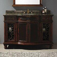 "Classico 53"" Single Granite Vanity Set"