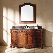 "Classico 60"" Single Granite Vanity Set"