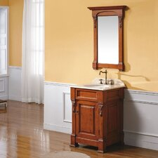 "<strong>James Martin Furniture</strong> Brookfield 24"" Single Vanity Set"
