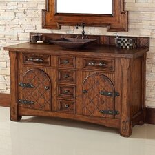 "Marrakesh 60"" Single Vanity Base"