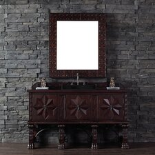 "Balmoral 60"" Single Vanity Set with Wood Top"