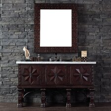 "Balmoral 60"" Single Vanity Set with Stone Top"