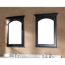 "Mesaana 38.5"" H x 25"" W Bathroom Mirror (Set of 2)"