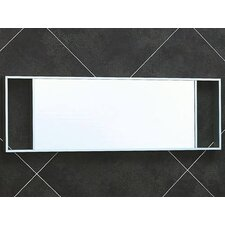 "<strong>James Martin Furniture</strong> Firefly 15.7"" H  x 47.2"" W Wall Mirror"