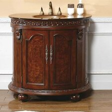 "<strong>James Martin Furniture</strong> Winola 37"" Bathroom Vanity Set"