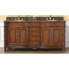 "Dalia 72"" Bathroom Vanity Set"