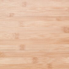 "Floorworks Luxury 4"" x 36"" Vinyl Plank in Natural Bamboo"