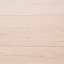 "Floorworks Luxury 4"" x 36"" Vinyl Plank in Vanilla Maple"