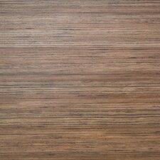 """Floorworks Luxury 6"""" x 36"""" Vinyl Plank in Blended Strip Wood"""