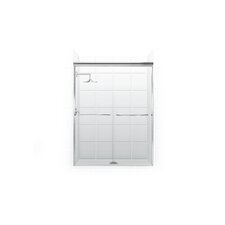 Paragon Frameless Sliding Tub Door 1/4""