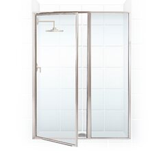 Legend Shower Door and Inline Panel