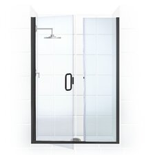 Illusion Frameless Shower Door and Inline Pane