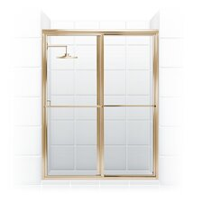 Newport Sliding Shower Door