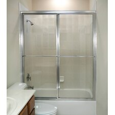 <strong>Coastal Industries</strong> Framed Newport Bypass Shower Enclosure