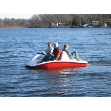 <strong>Adventureglass</strong> 4 Person SeaVenture Paddleboat