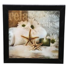 Relaxation II by Patricia Pinto Framed Graphic Art