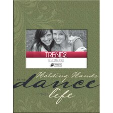 Trendz Dance Decoupage Tabletop Photo Frame