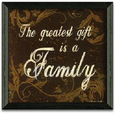 The Greatest Gift Art Print Wall Art